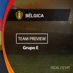 Team Preview – Bélgica