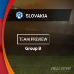 Team Preview – Slovakia