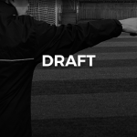Our first Draft pick: You!